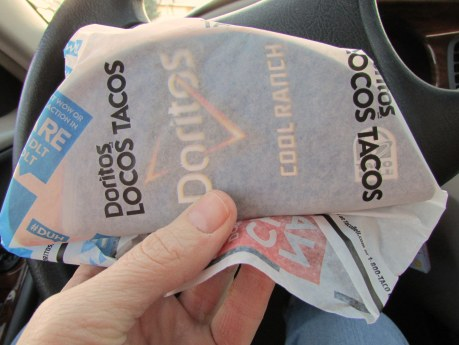 Cool Ranch Doritos Taco 001